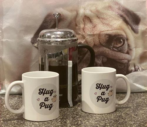 Hug A Pug Mug